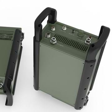 Portable EM Blocking Device
